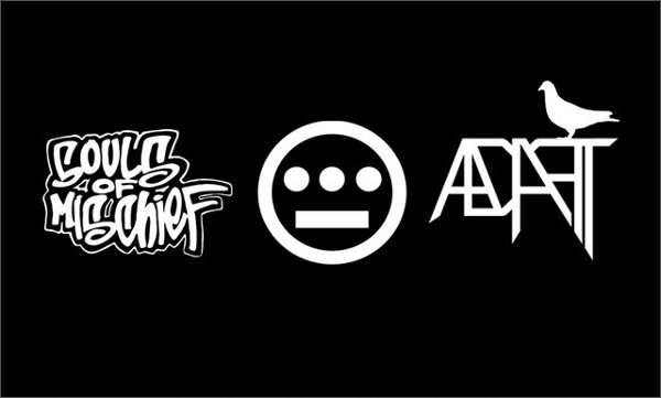 Adapt x Souls Of Mischief x Hieroglyphics